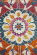 Vienne Multi Colour Traditional Medallion Rug
