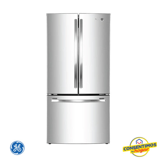 Refrigerador General Electric 25 piess PNM25FSKCSS - Inoxidable - gruporoga