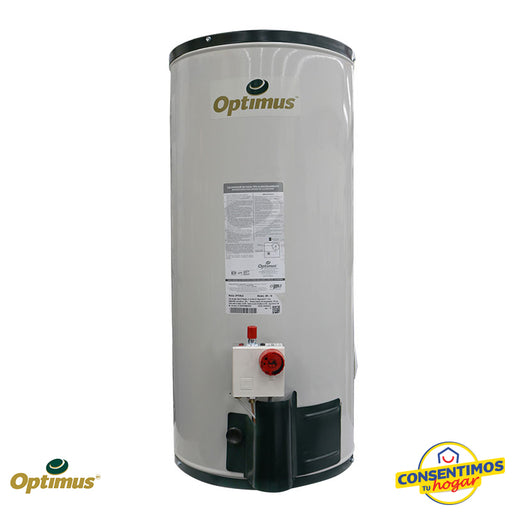 Boiler Optimus Depósito OR-10 10 Galones Natural - gruporoga