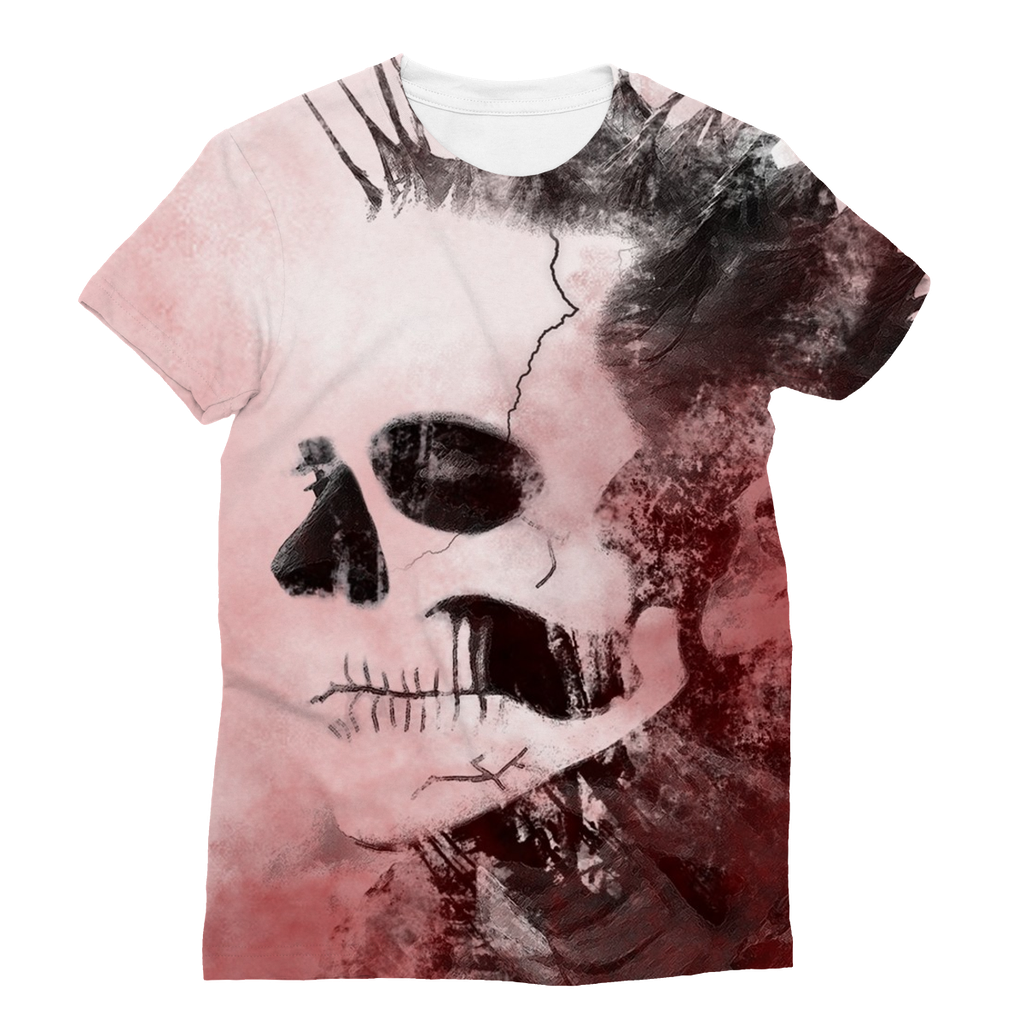Tomorrow Never Comes (Red Skull) - T-Shirt
