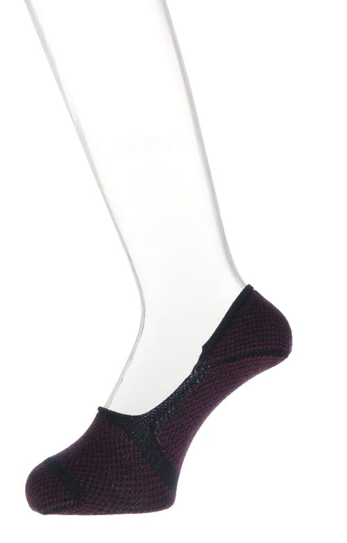 Mesh Super Extra Fine Wool Liner Socks