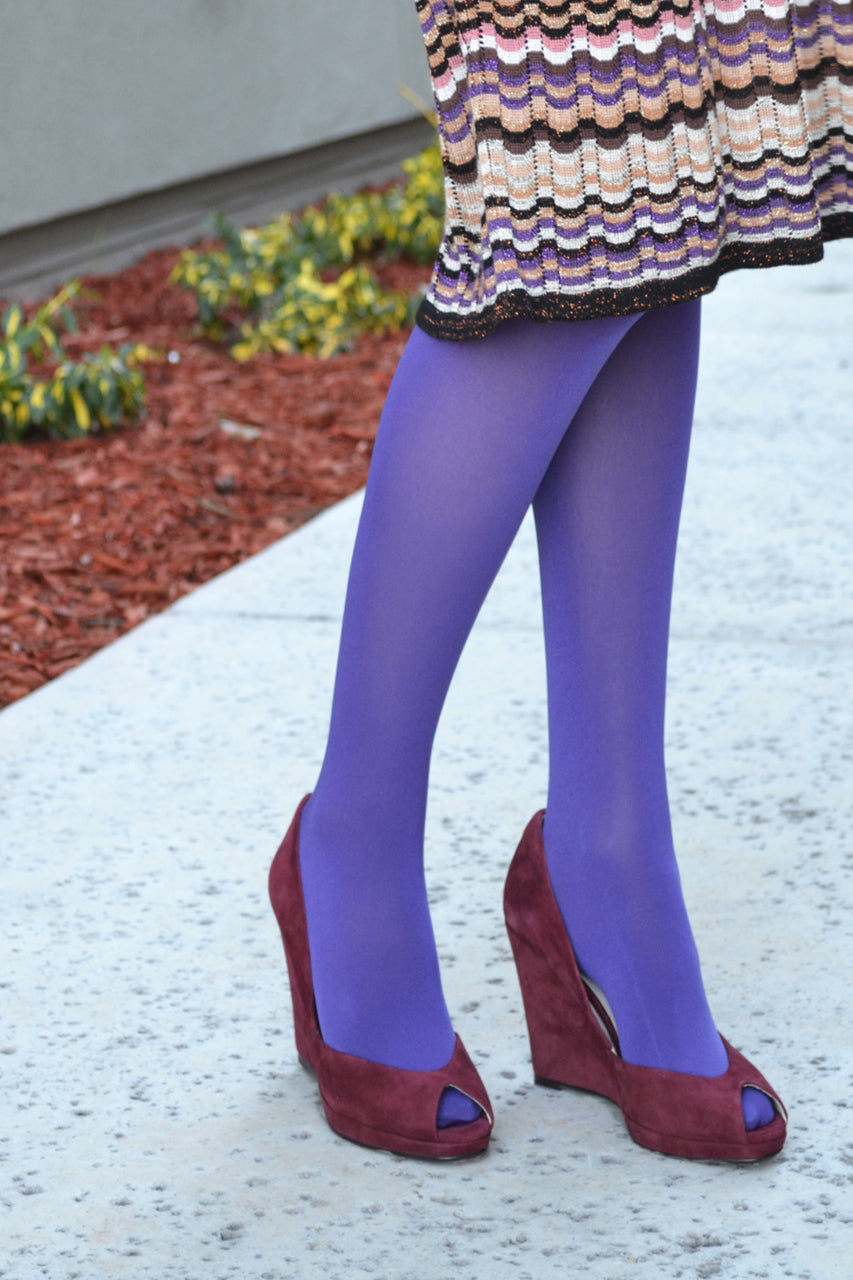 20 COLORS OPAQUE ZOKKI TIGHTS