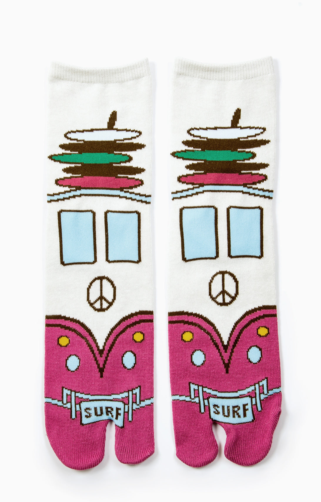 SURF WAGON TABI SOCKS