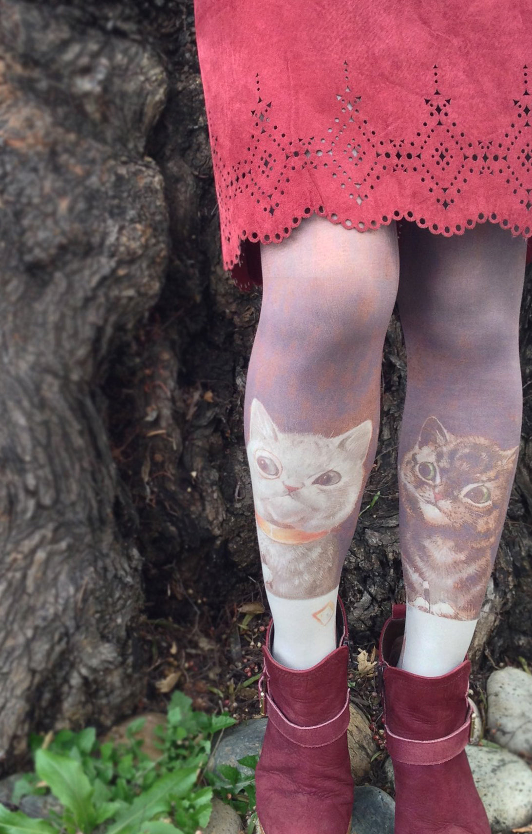LOUIS WAIN l BACHELOR PARTY PRINTED TIGHTS