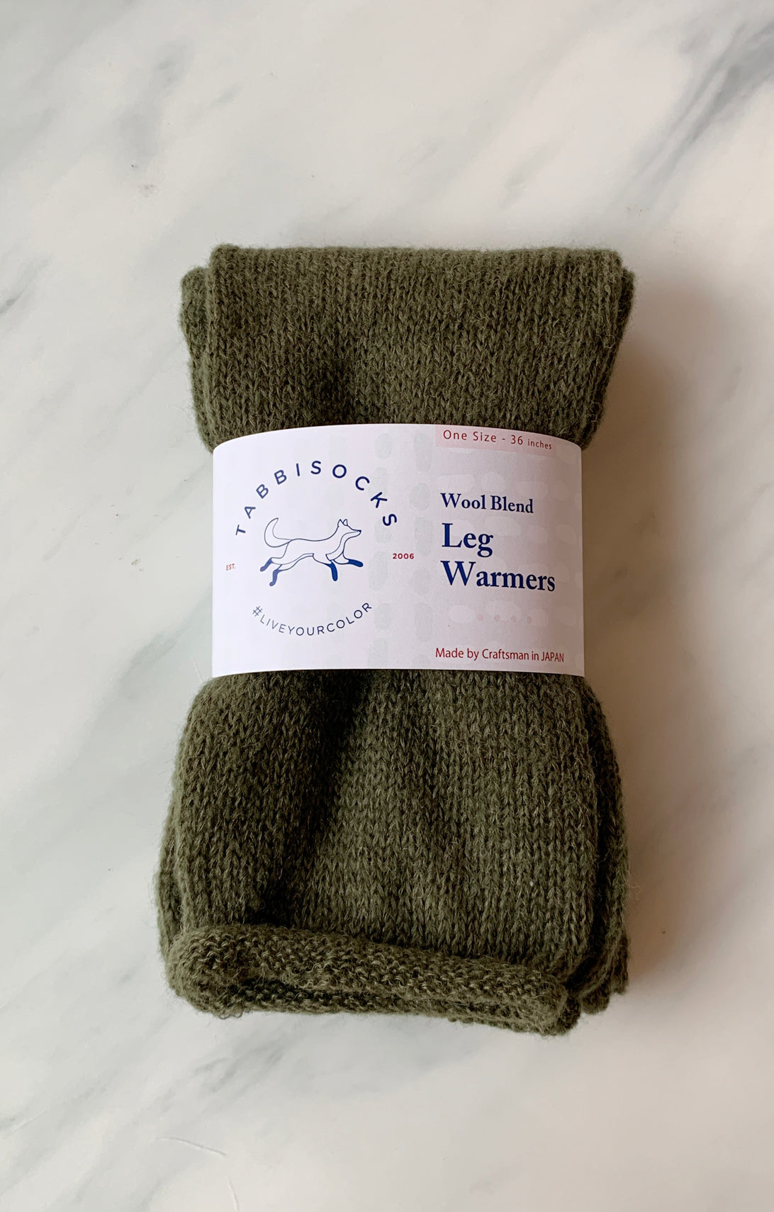 WOOL BLEND LUXURY KNIT ARM WARMERS / LEG WARMERS