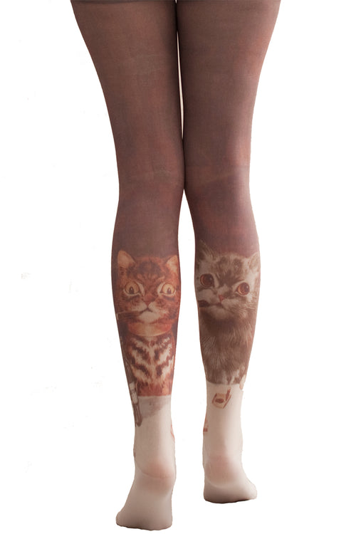 BACHELOR PARTY BY LOUIS WAIN PRINTED TIGHTS