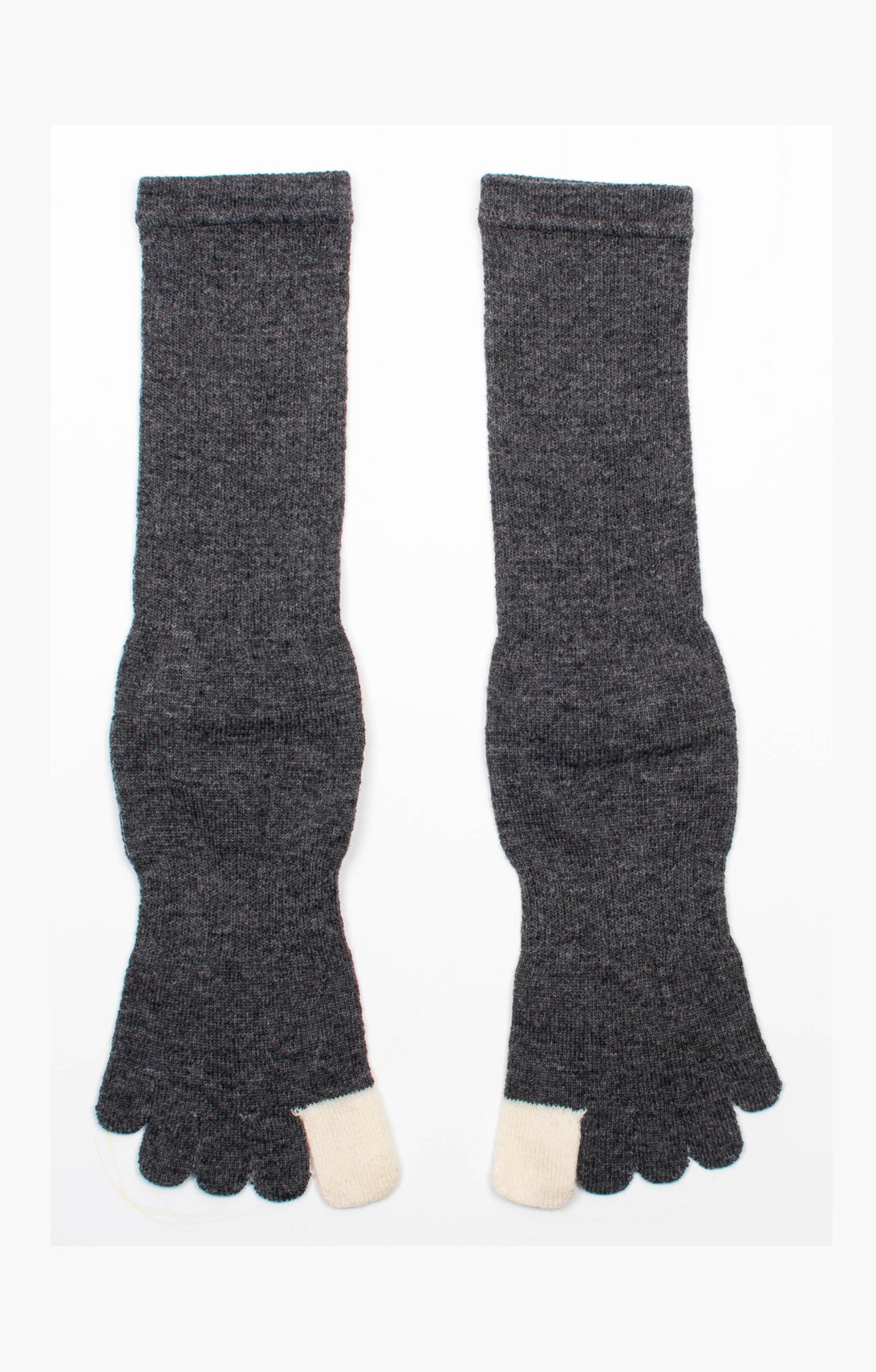 COMEBACK WOOL TOE SOCKS