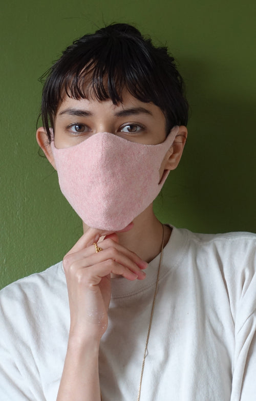 Botanical Dyed Organic Cotton FACE MASK