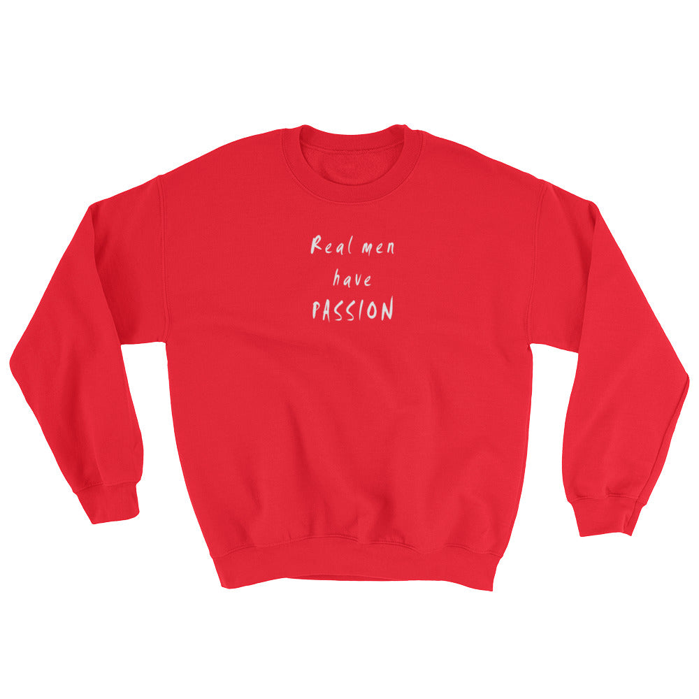 Real Men Men's Sweatshirt