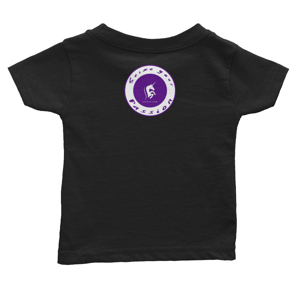 Be Bold Infant Tee