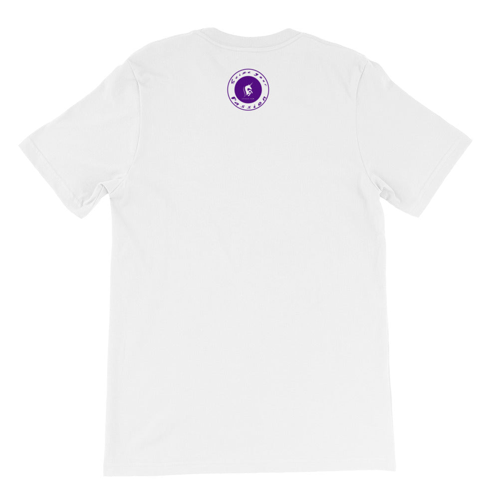 Passion Warrior Short-Sleeve Unisex T-Shirt