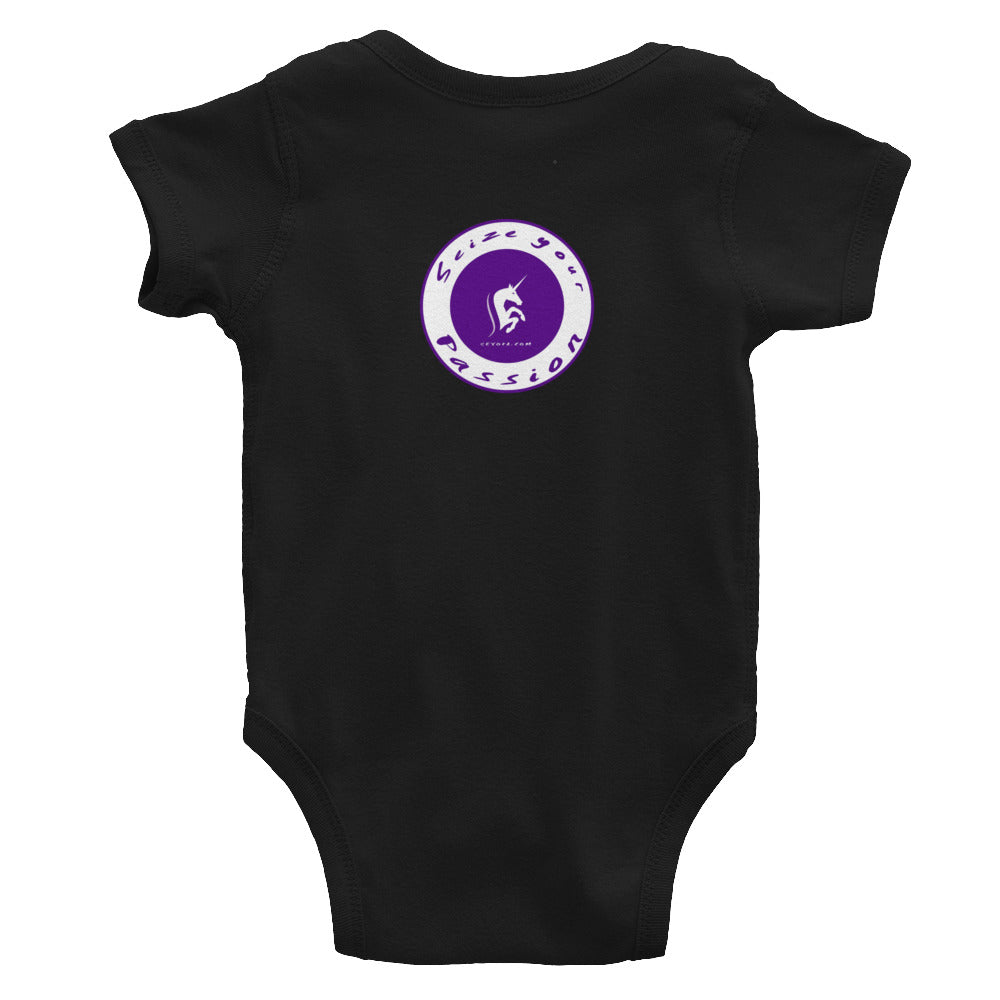 Be Bold Infant Bodysuit