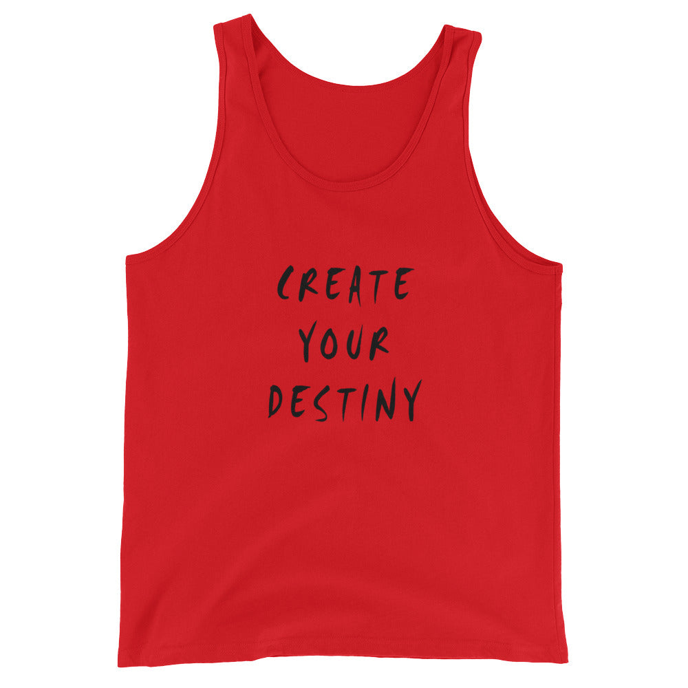 Create Your Destiny Unisex  Tank Top