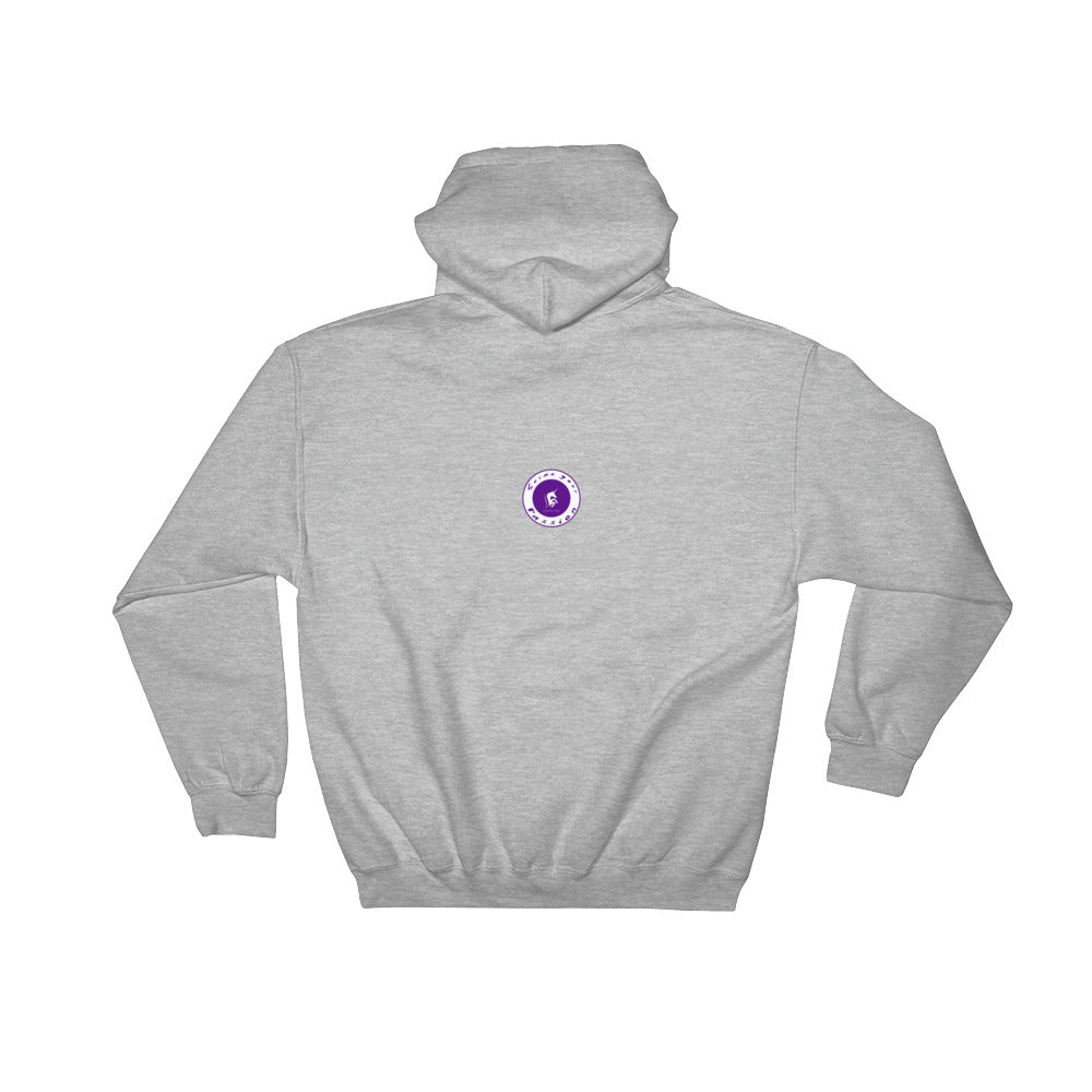 Grateful Living Hooded Sweatshirt