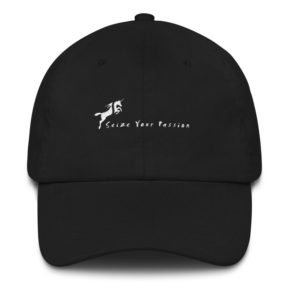 Seize Your Passion Dad Hat