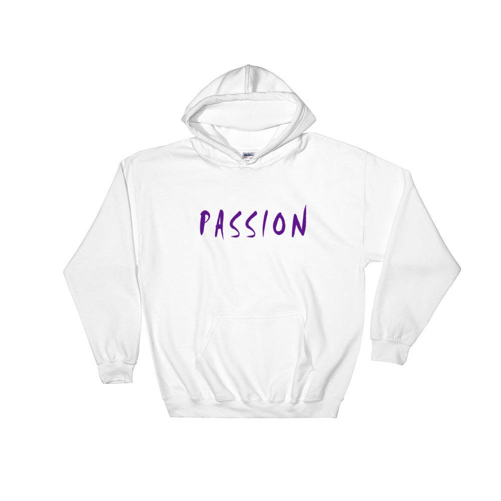 Passion Hooded Sweatshirt