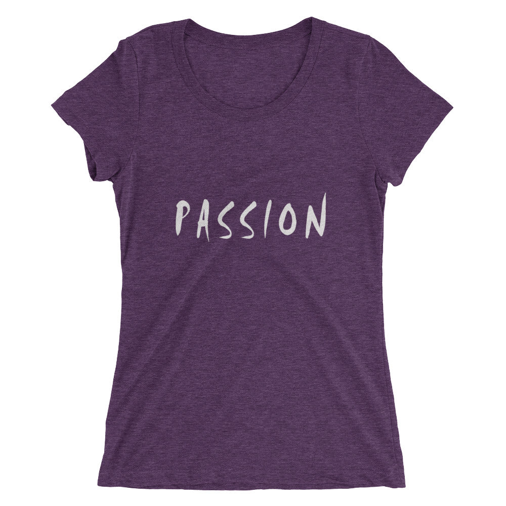 Passion Women's Short Sleeve T-Shirt