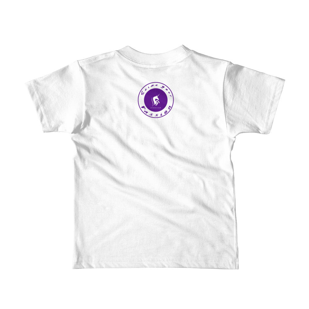 Passion Short Sleeve Kids T-Shirt