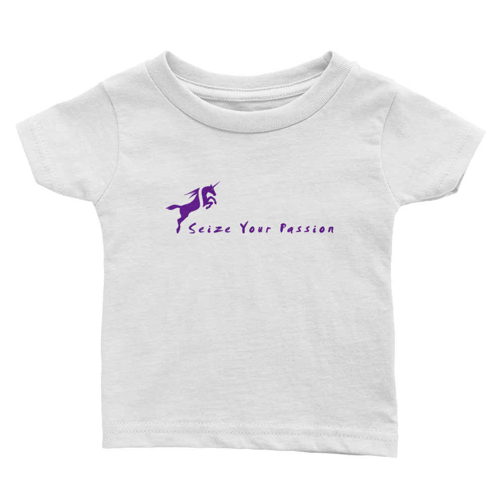 Seize Your Passion Infant Tee