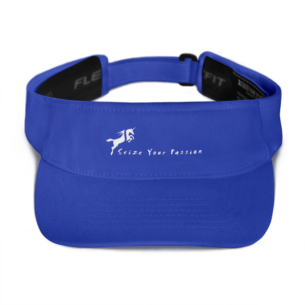 Seize Your Passion Visor