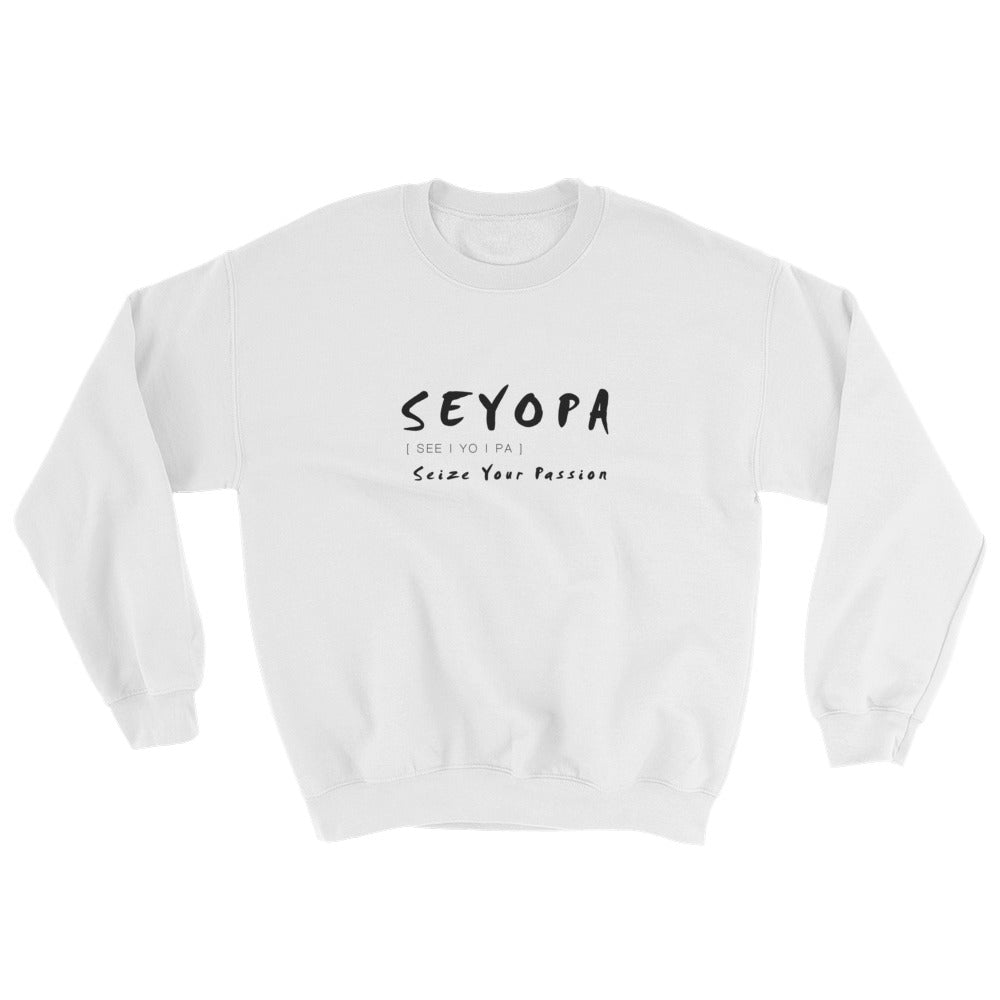 SEYOPA Definition Unisex Sweatshirt