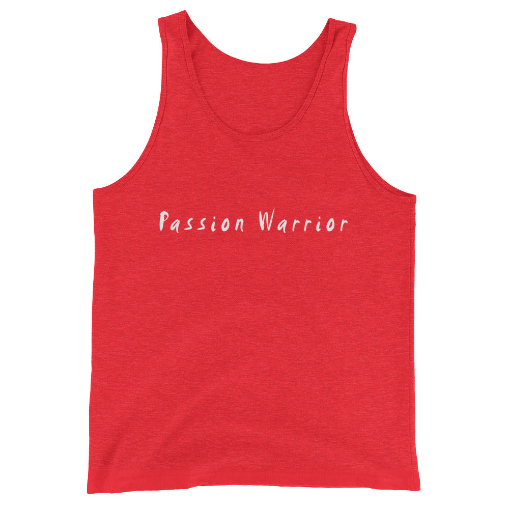 Passion Warrior Unisex  Tank Top
