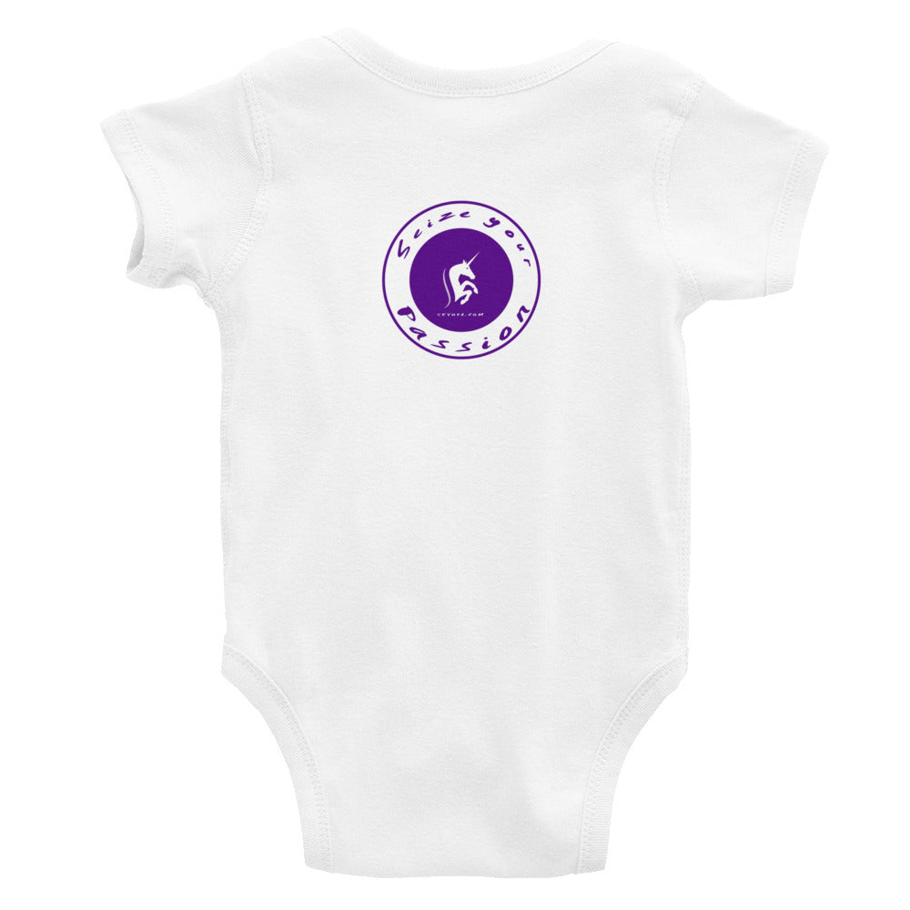 Grateful Living Infant Bodysuit