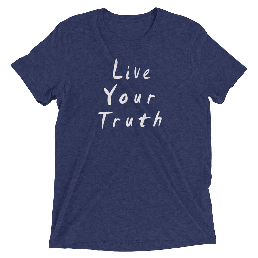 Live Your Truth Short sleeve t-shirt