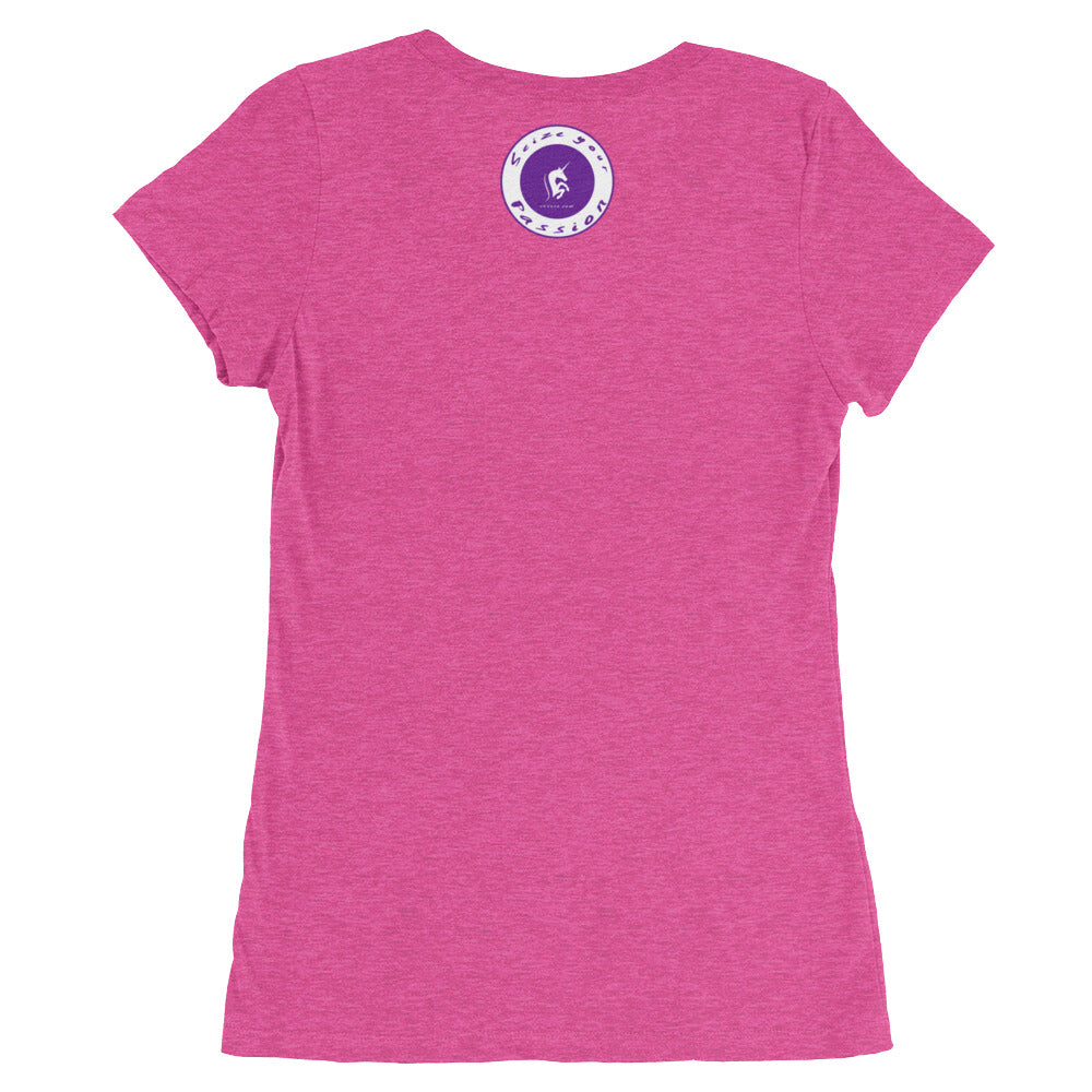 Seize Your Passion Women's Short Sleeve T-Shirt