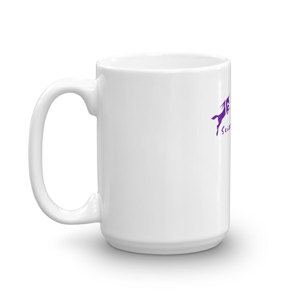 Unicorn Seize Your Passion Mug