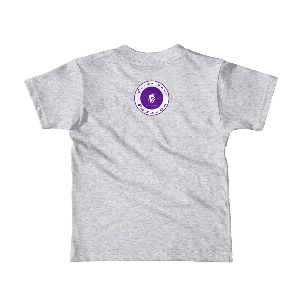 Short sleeve kids t-shirt Realize Your Dreams