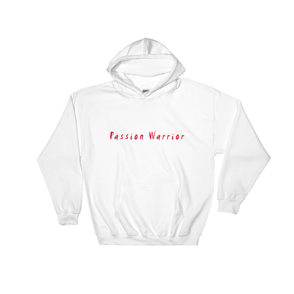Passion Warrior Hooded Sweatshirt