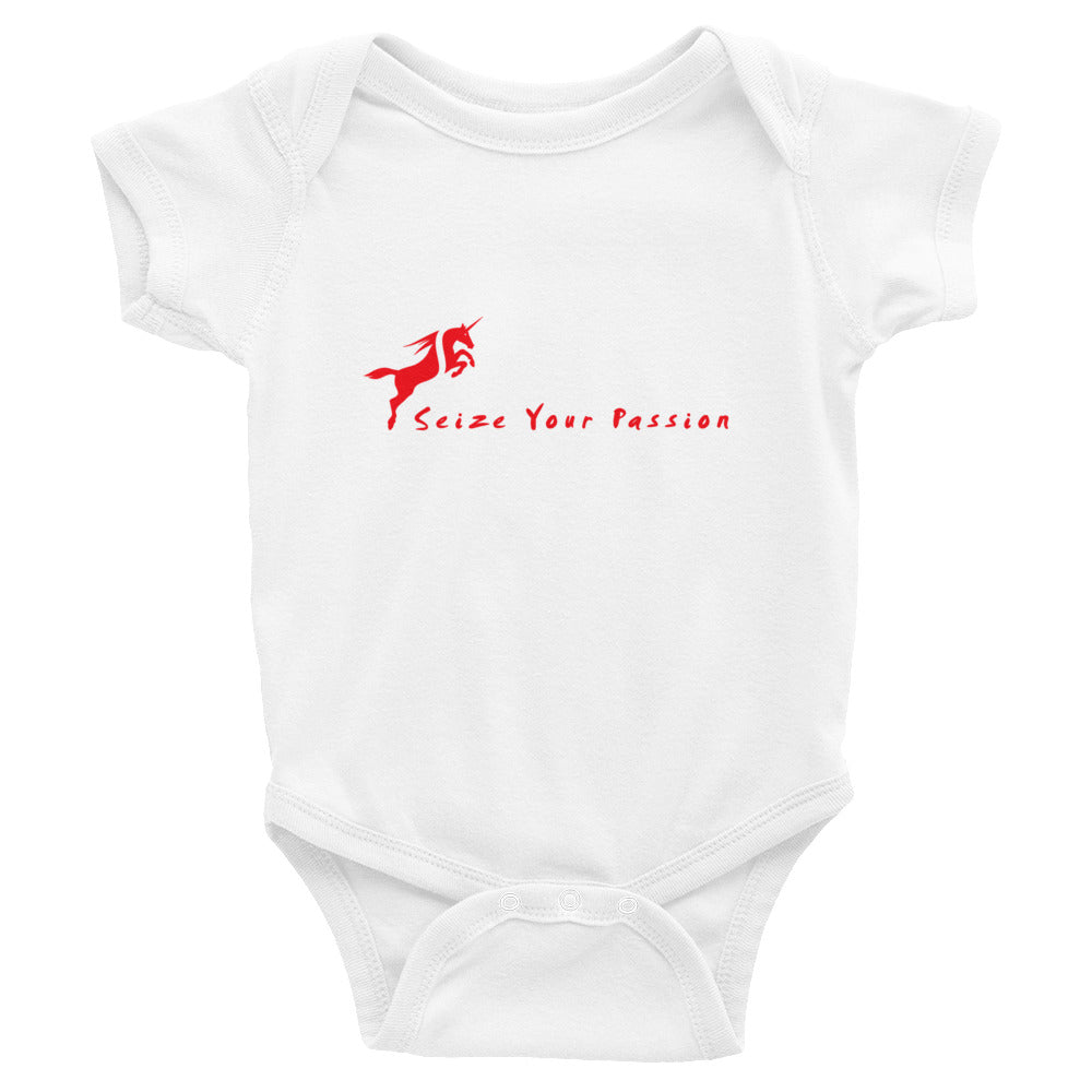 Seize Your Passion Infant Bodysuit