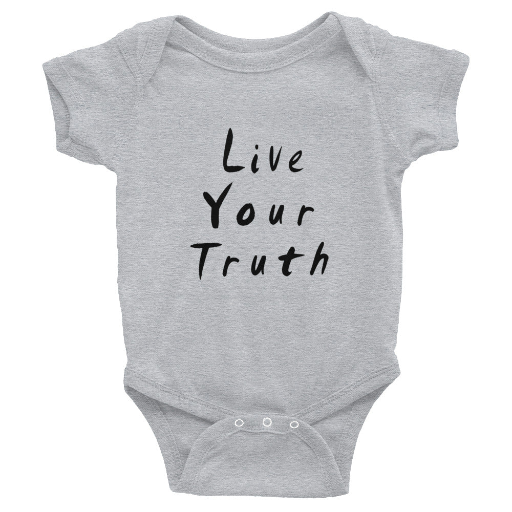Live Your Truth Infant Bodysuit