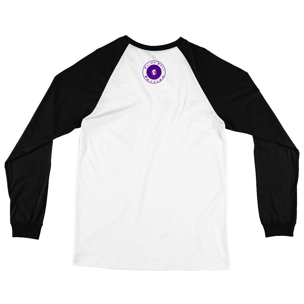 Passion Unisex Long Sleeve Baseball T-Shirt
