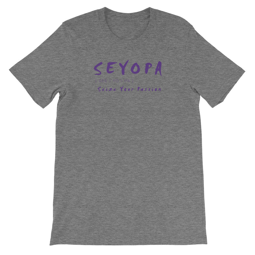 SEYOPA Definition Short-Sleeve Unisex T-Shirt
