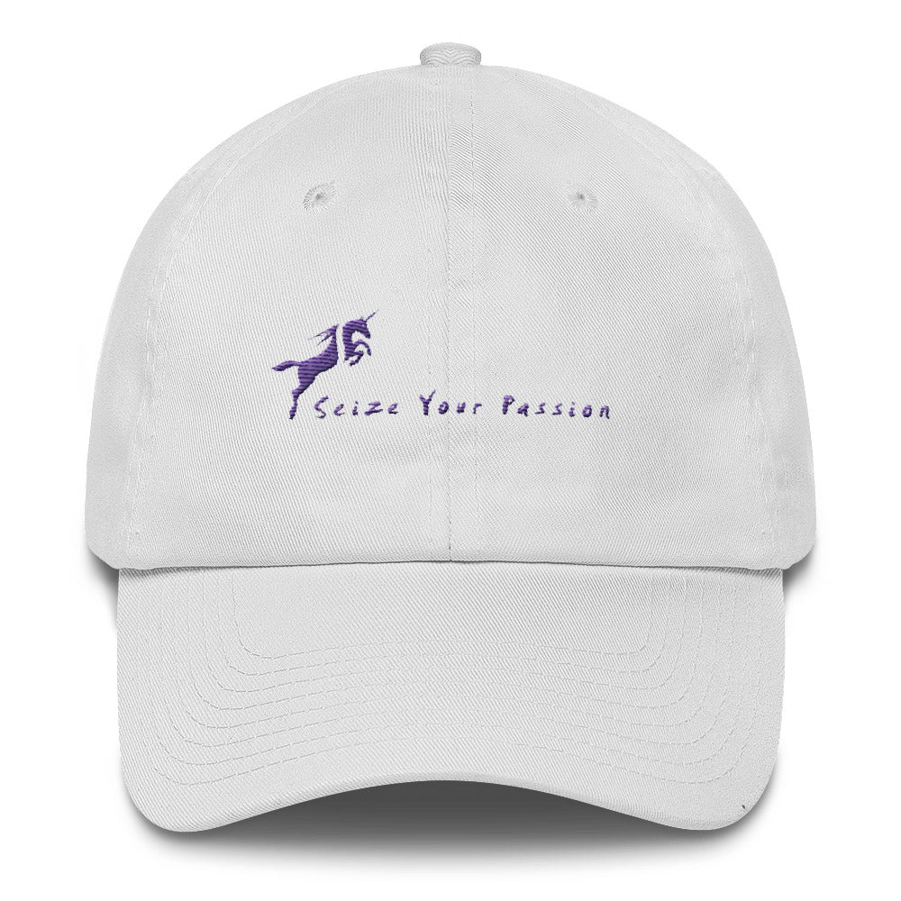 Seize Your Passion Cotton Cap