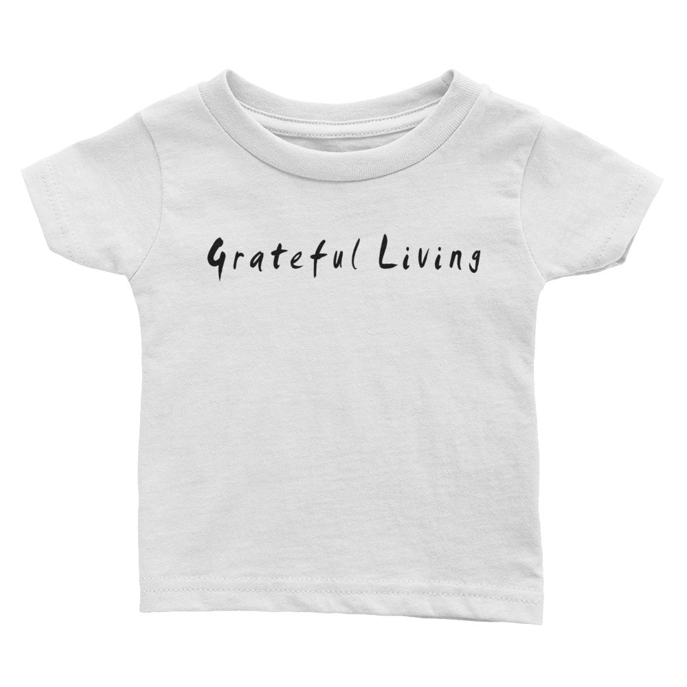Grateful Living Infant Tee