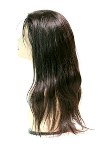 Brazilian Silky Straight Full Lace Wig