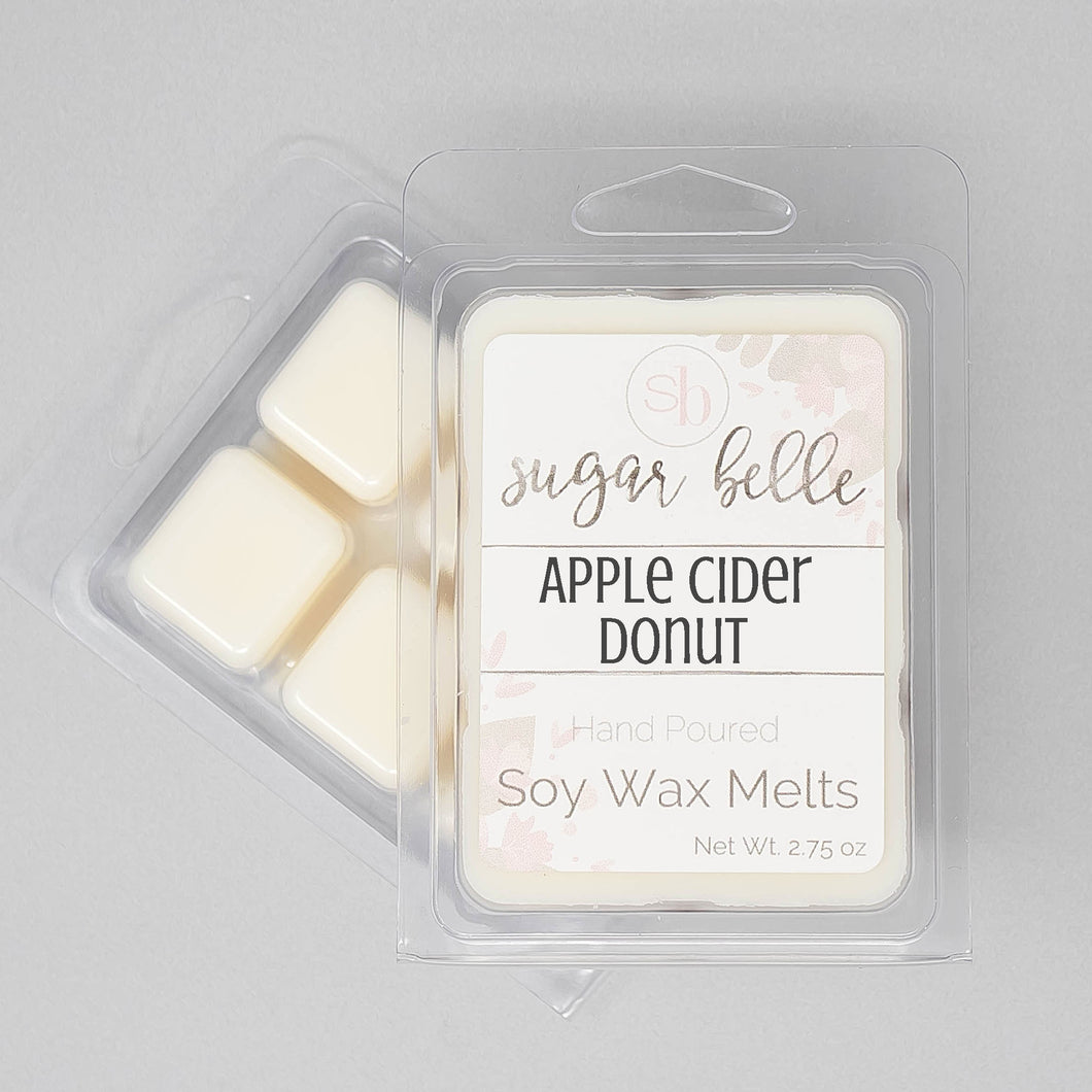 Apple Cider Donut Scented Soy Wax Melts