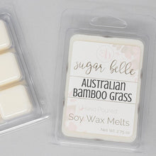 Bamboo scented wax cubes