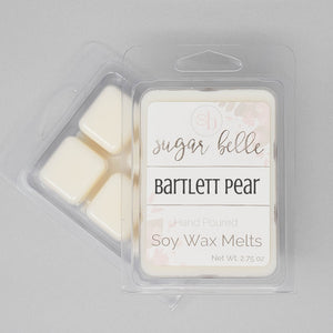Fruity wax melts