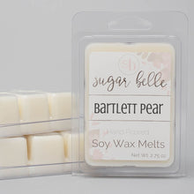 Pear scented soy melts