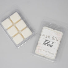 Soft smelling wax cubes