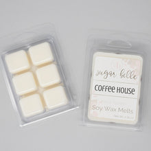 coffee wax cubes