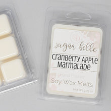 Cranberry scented wax cubes