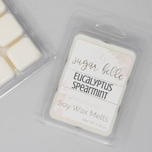 eucalyptus blend wax melts