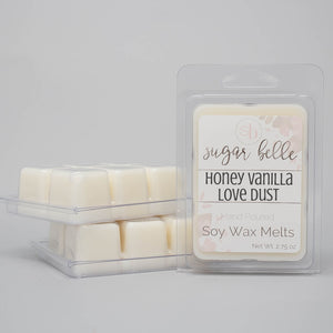 cocoa scented wax cubes