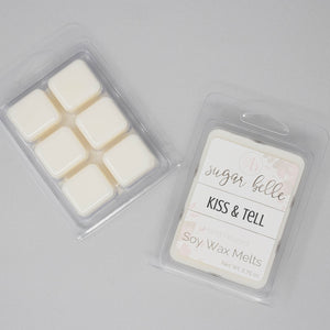 girly smelling scented wax cubes