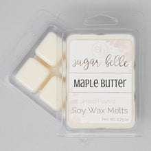 breakfast wax cubes